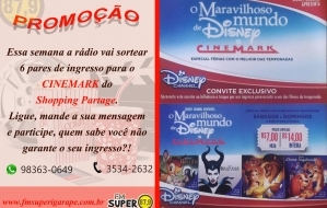 Fique ligado na Fm Super Igarapé (87,9) e concorra a ingressos para o 1°  arraiá da Sexta Bruta. 3c9fa0e53b