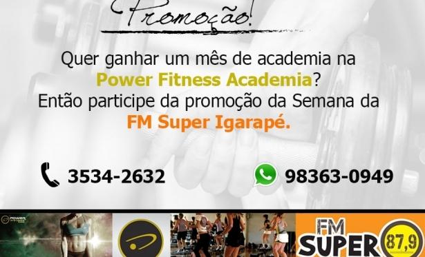 Promoções - Rádio FM SUPER IGARAPÉ 87,9 7d18306174